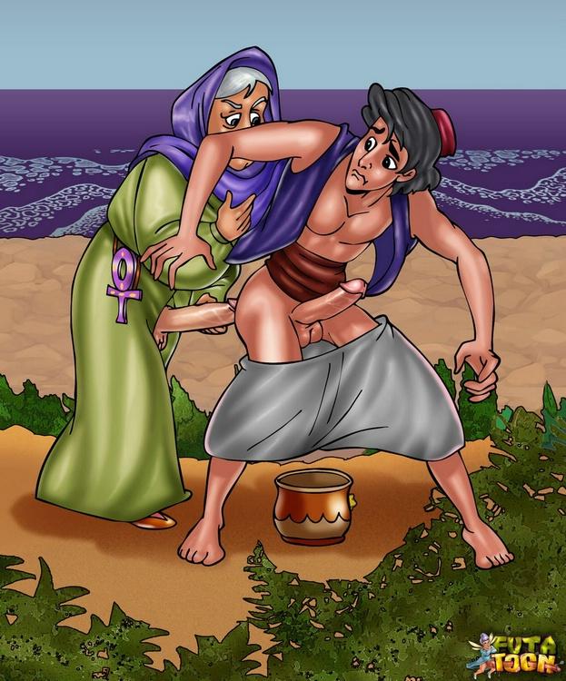 futatoon   futanari cartoons at disney porn cartoons